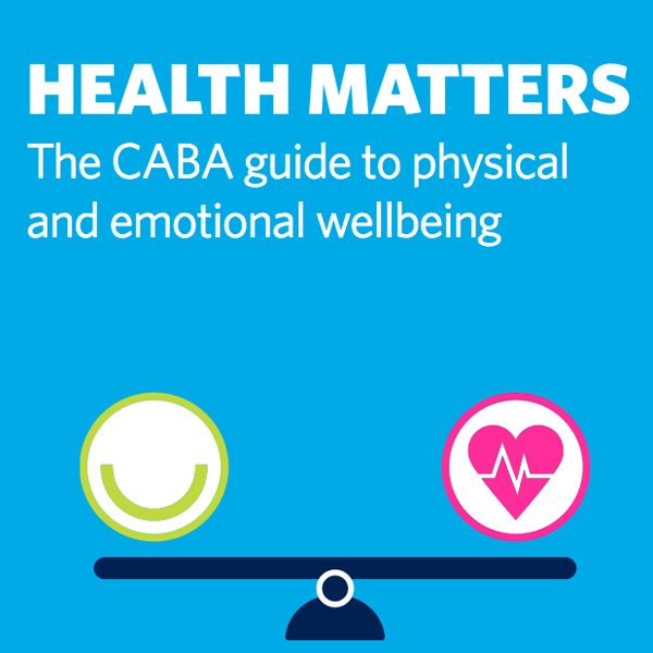 CABA Health Guide written by Christine Morgan